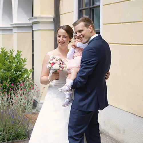 Anna & Bernhard